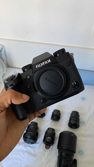 Câmera Fujifilm Xh1 - Oportunidade!