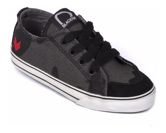 Zapatillas Bajas Cordones Blackfin Niños Varios Modelos