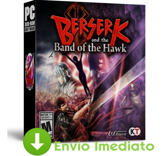 Berserk And The Band Of The Hawk Pc + 6 Dlc