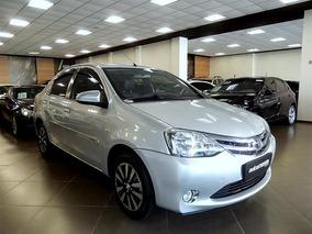 Toyota Etios 1.5 Platinum Sedan 16v Flex 4p Manual 2014/2014