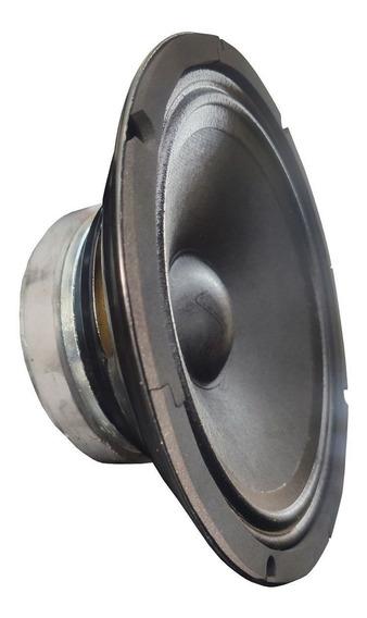 Alto Falante Steel 6 Polegadas Oversound 130 Rms 4oh