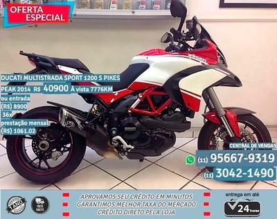 Ducati Multistrada Sport