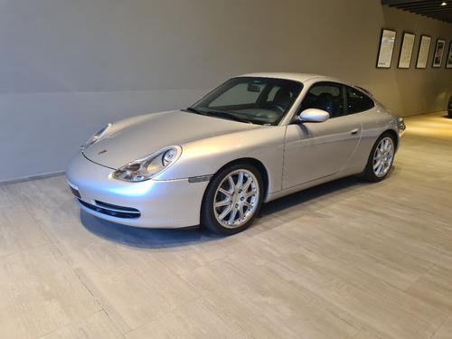 Porsche 911 Carrera 4 996 Manual Año 2000