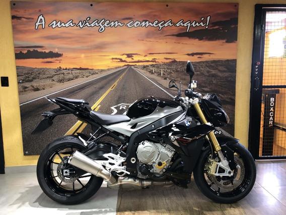 Bmw S1000r 2017 Preta Com 4400km