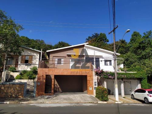 Imagem 1 de 1 de Casa Com 3 Dormitórios À Venda - Jardim Atibaia (sousas) - Campinas/sp - Ca13754