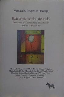 Extraños Modos De Vida - Cragnolini, Monica B