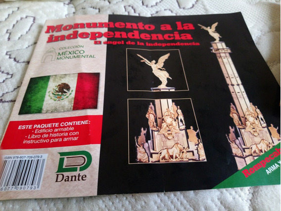 Escultura Monumento A La Bandera Coleccionable