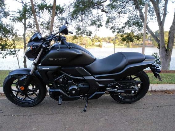 Honda Ctx 700 N Abs Zera 12 Mil Km Troco Por Picap + $