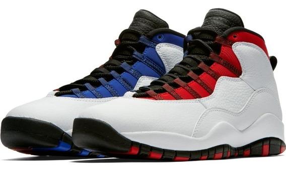 Zapatillas Basket Air Jordan 10 Retro Original Nike