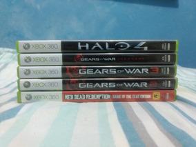 Coleção De Jogos Usados Xbox 360