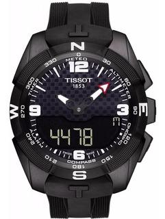 Reloj Tissot T0914204705701 T-touch Expert Solar Ag.oficial
