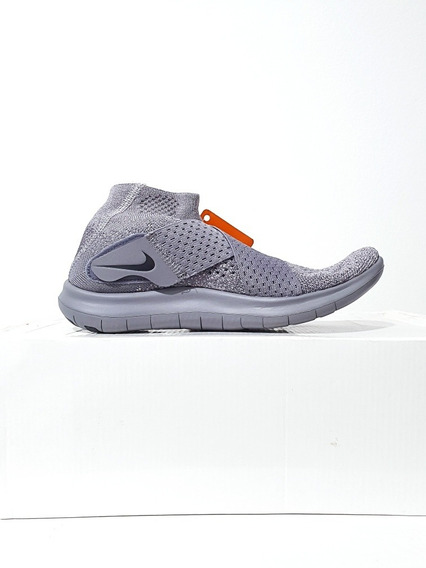 Tênis Feminino Nike Free Rn Flyknit Motion 2017 N. 34