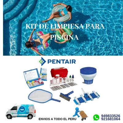 Limpieza Y Mantenimiento De Piscinas /accesorios Piscinas