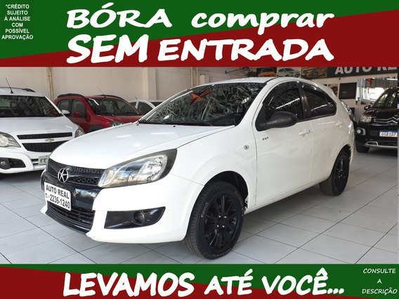 Jac Motors Jac J3 Hatch Completo 2014 | Financiamos S/ Entr.