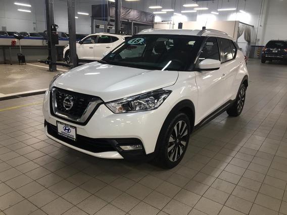 Nissan Kicks 1.6 Advance Cvt 2018 Somos Agencia!!! Credito!!