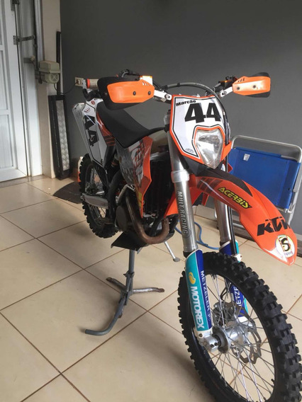 Moto Ktm 250