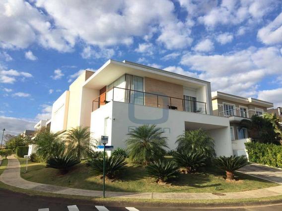 Casa Com Piscina Em Condomínio Fechado - Ca0425