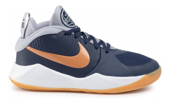 Tenis Nike Team Hustle D 9 Aq4224 402 Original Envió Gratis