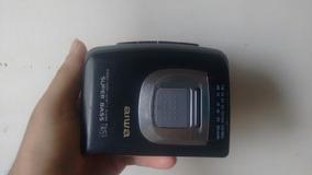 Walkmam Cassette Player Aiwa Funcionando