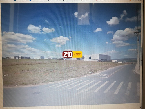 Te06128 - Distrito Industrial Domingos Giomi Indaiatuba/sp- Área Plana At 12.268,50m² - Venda R$ 4.907.400,00 - Z10 Negócios Imobiliários. - Te06128 - 68545842