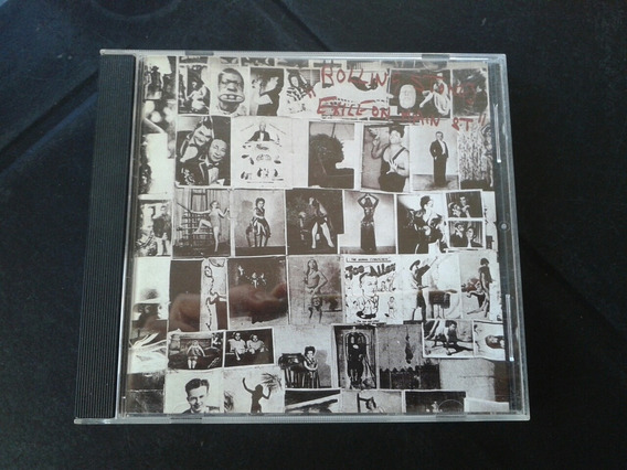 Cd The Rolling Stones Exile On Main St.