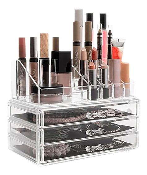 Organizador Cosmeticos Maquillaje Make Up Colombraro Nro 12