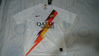 Camisa Roma Away Versão 19/20 Tamanho M