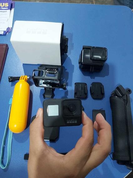 Câmera Gopro Hero 7 Black 12 Mp 4k Wi-fi Original