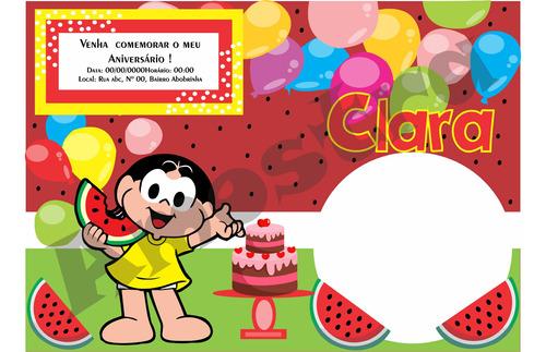Imagem 1 de 3 de Convites Personalizados Para Festas Infantis