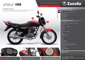 Zanella Rx 125 Cc