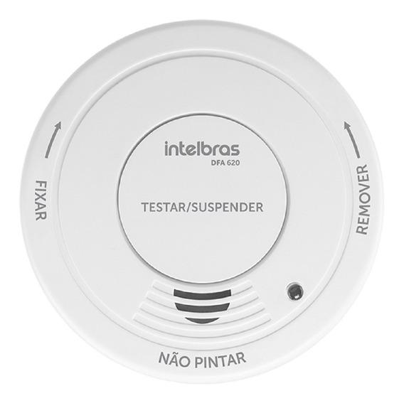 Detector De Fumaça Incêndio Sem Fios Intelbras Dfa 620 Novo!