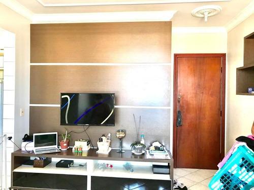 Apartamento Em Campinas, São José/sc De 44m² 1 Quartos À Venda Por R$ 220.000,00 - Ap946026