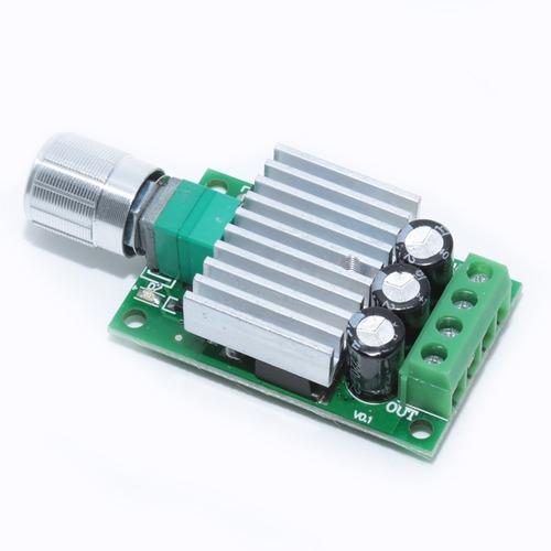 Mini Dimmer 10 Amp Pwm 6v-24v Control Velocidad O Brillo Led