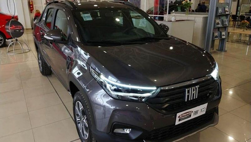 Fiat Strada Freedom 2021 0km - Anticipo $150mil Y Cuotas -l