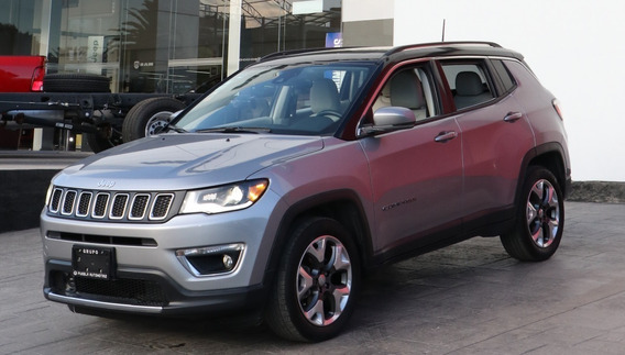 Jeep Compass 2018 2.4 Limited 4x2 At