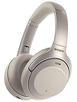 Headphone Sony Wh-1000xm3 Wireless Noise Canceling Over Ear
