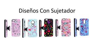 Funda Con Sujetador iPhone, Lg, Motorola, Samsung, Huawei