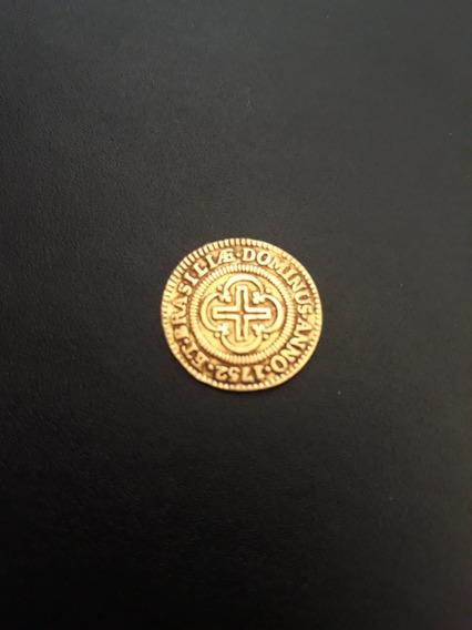 Moeda De Ouro 1000 Réis 1752