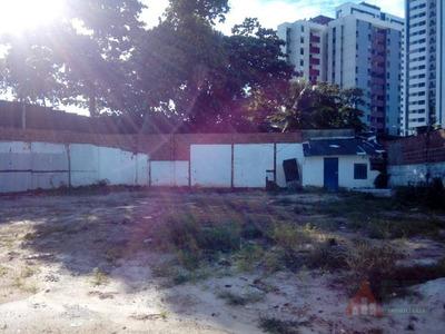 Terreno Para Alugar, 780 M² Por R$ 3.000/mês - Cordeiro - Recife/pe - Te0021