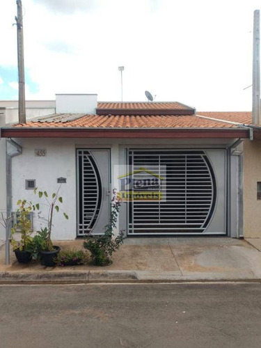 Casa Com 3 Dormitórios À Venda, 96 M²  - Jardim Das Orquídeas - Americana/sp - Ca4261