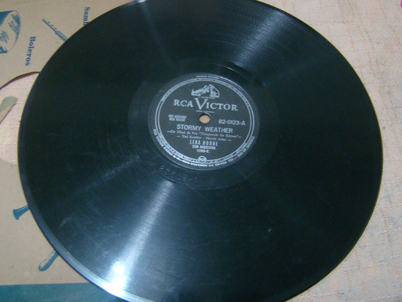 Lp Lena Horne Stormy Weather 78 Rpm