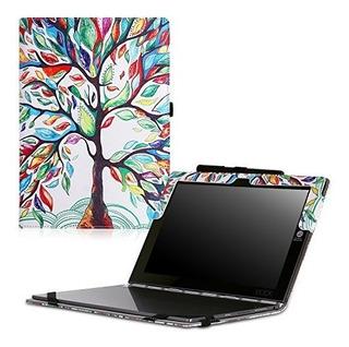 Moko Lenovo Yoga Book Case, Ultra Compacta Y Delgada Funda