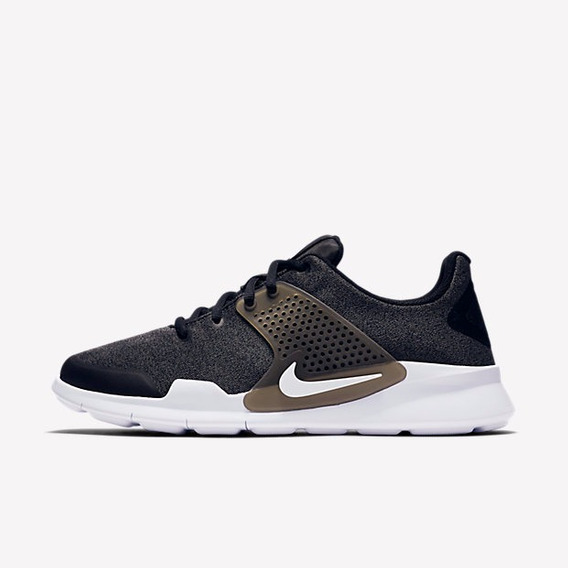 Tenis Nike Arrowz Grey Black - New