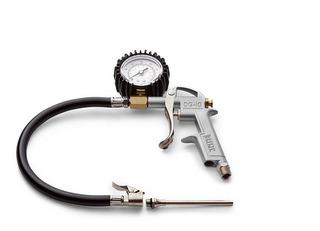 Pistola Inflar Neumaticos 4 En 1 C/manometro Cod.4056 Bremen