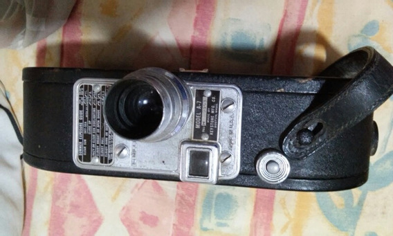 Filmadora Antiga Keystone A-7