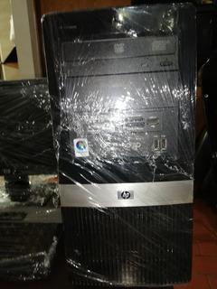Computador Completo Pentium 500gb 2gb Ram, Monitor 18 Pulg