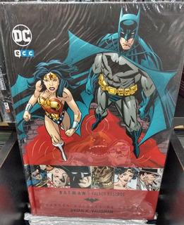 Batman: Falso Rostro Ecc Dc