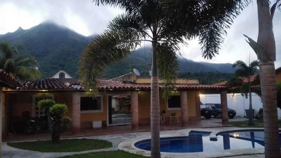 Venta De Casa De Descanso M.g. La Morocha Cod 344211
