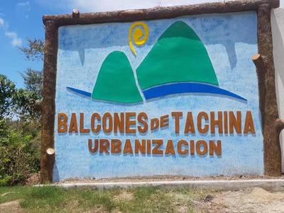 Lote En Urbanización Privada Balcones Tachina 200 Mts