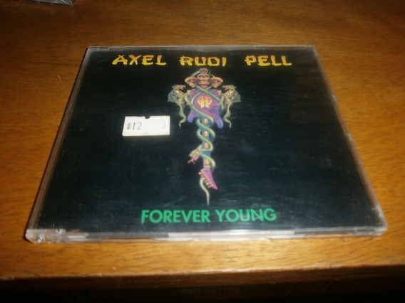 Axel Rudi Pell Forever Young Cd Single
